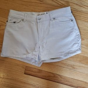 GAP Jean shorts,  khaki tan colors